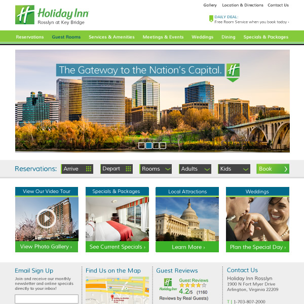 Holiday Inn Rosslyn